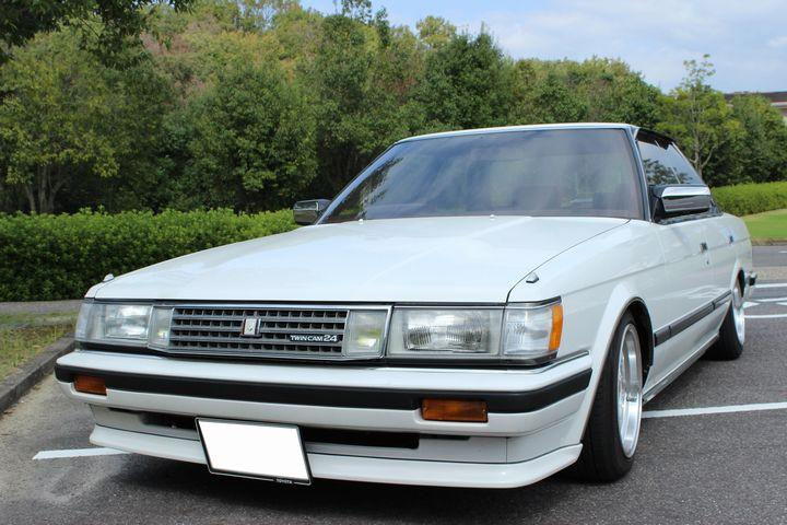 TOYOTA MARKⅡ TWINCAM24